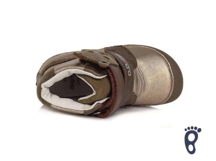 D.D.Step - Prechodné topánky - Chocolat - Mačička 2