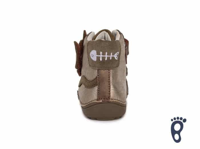 D.D.Step - Prechodné topánky - Chocolat - Mačička 4