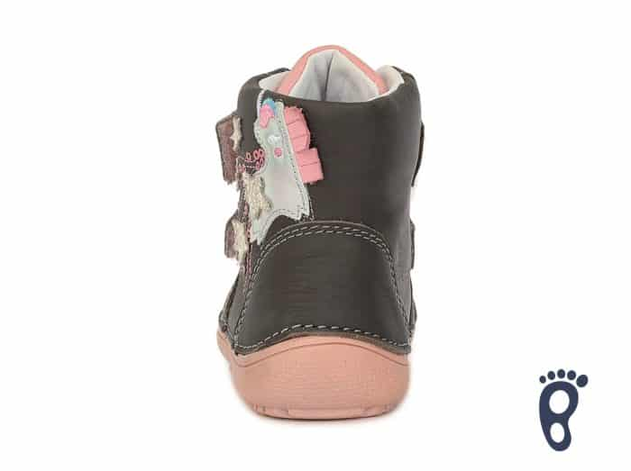 D.D.Step - Prechodné topánky - Dark Pink - Hviezdy 1