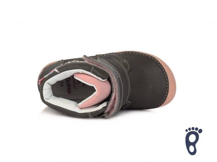 D.D.Step - Prechodné topánky - Dark Pink - Hviezdy 4