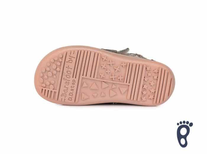 D.D.Step - Prechodné topánky - Dark Pink - Hviezdy 5
