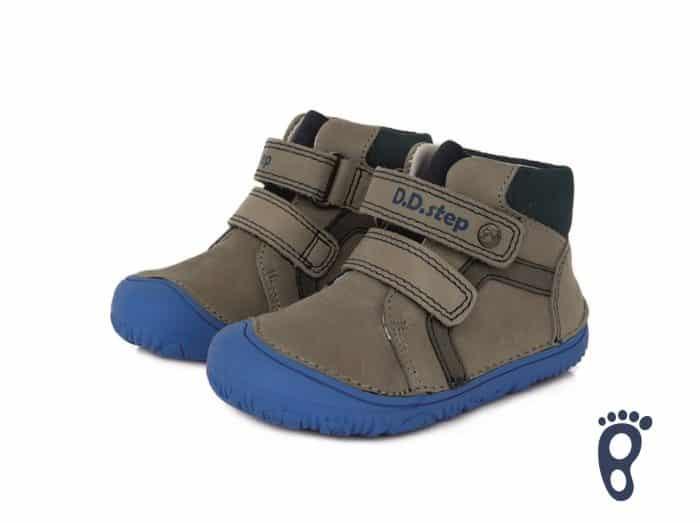 D.D.Step - Prechodné topánky - Grey 1