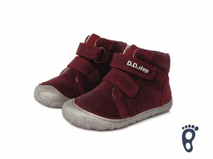 D.D.Step - Prechodné topánky - Red 1