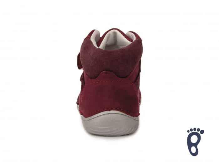 D.D.Step - Prechodné topánky - Red 2