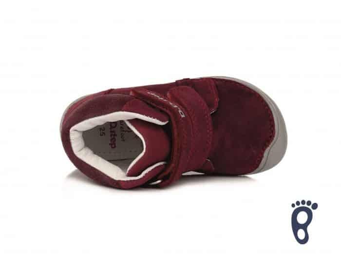 D.D.Step - Prechodné topánky - Red 3