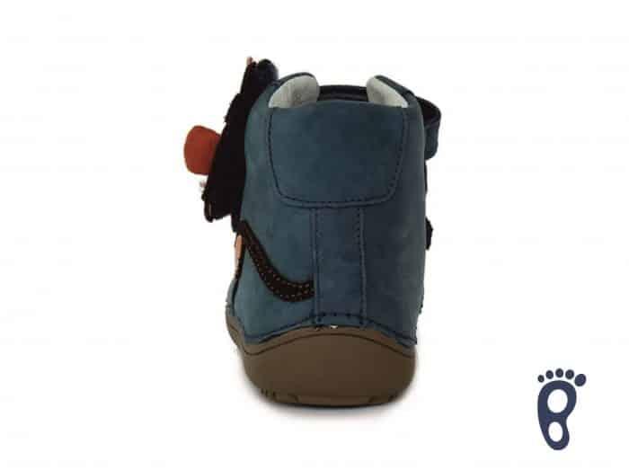 D.D.Step - Prechodné topánky - Royal Blue - Levík 3