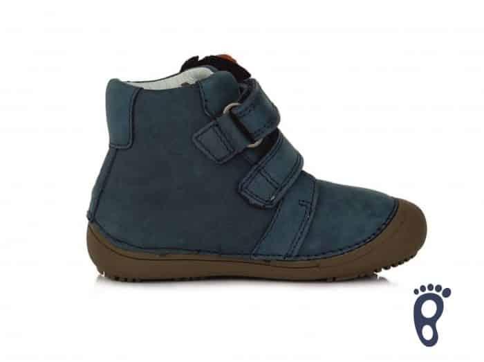 D.D.Step - Prechodné topánky - Royal Blue - Levík 4