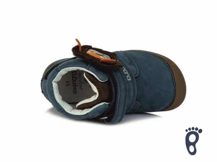 D.D.Step - Prechodné topánky - Royal Blue - Levík 5