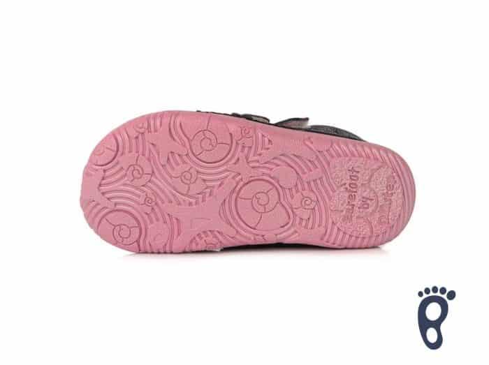 D.D.Step - Prechodné topánky - Royal Blue - Modro - ružové 5