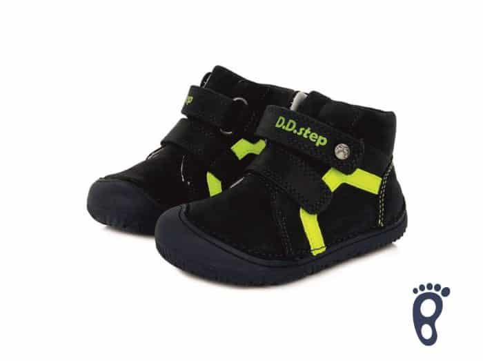 D.D.Step - Prechodné topánky - Royal Blue - Reflex 1