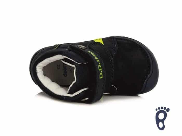 D.D.Step - Prechodné topánky - Royal Blue - Reflex 3
