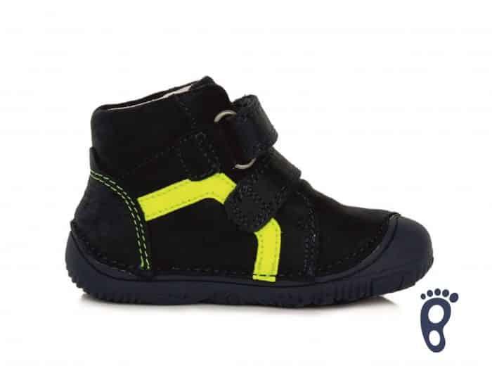 D.D.Step - Prechodné topánky - Royal Blue - Reflex 5