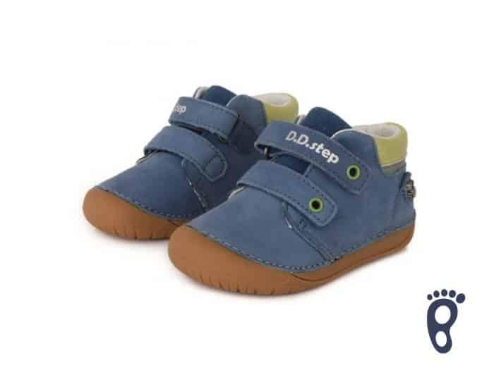 D.D.Step - Prechodné topánky - Bermuda Blue 2