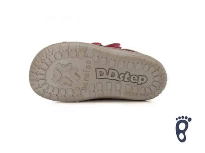 D.D.Step - Prechodné topánky - Dark Pink 5