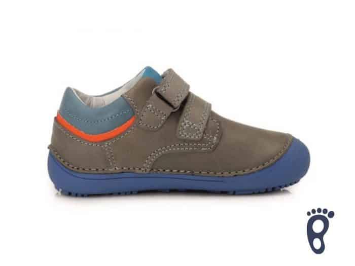 D.D.Step - Prechodné topánky - Grey - Oranžové blesky 4