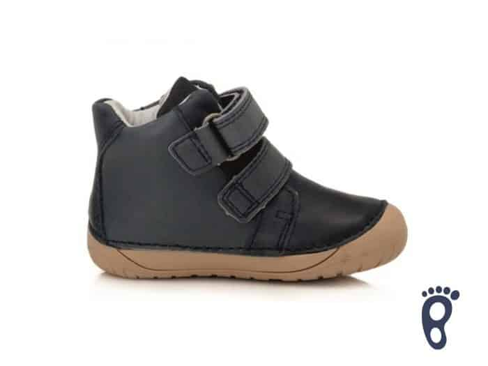 D.D.Step - Prechodné topánky - Royal Blue Dino 3