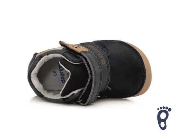 D.D.Step - Prechodné topánky - Royal Blue Dino 4