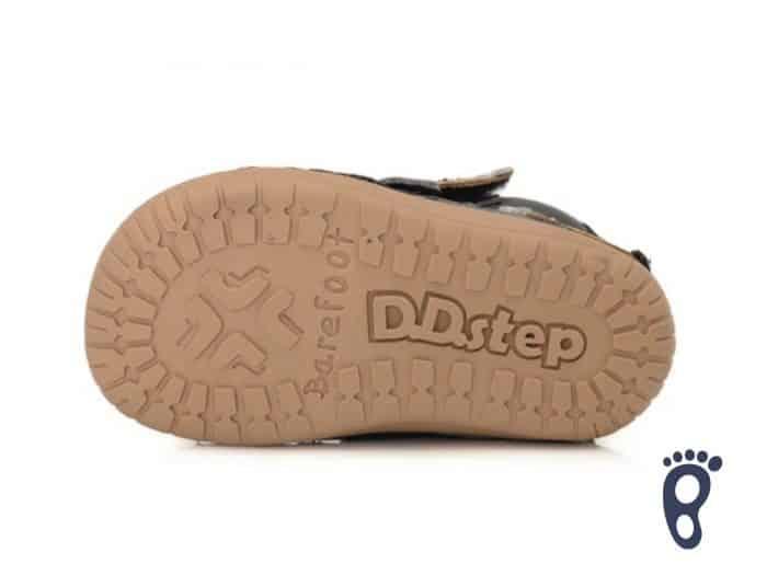D.D.Step - Prechodné topánky - Royal Blue Dino 5