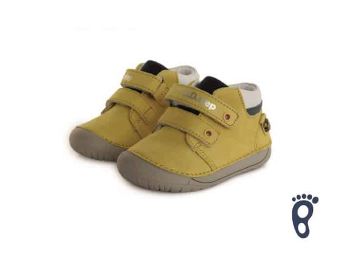 D.D.Step - Prechodné topánky - Yellow 2