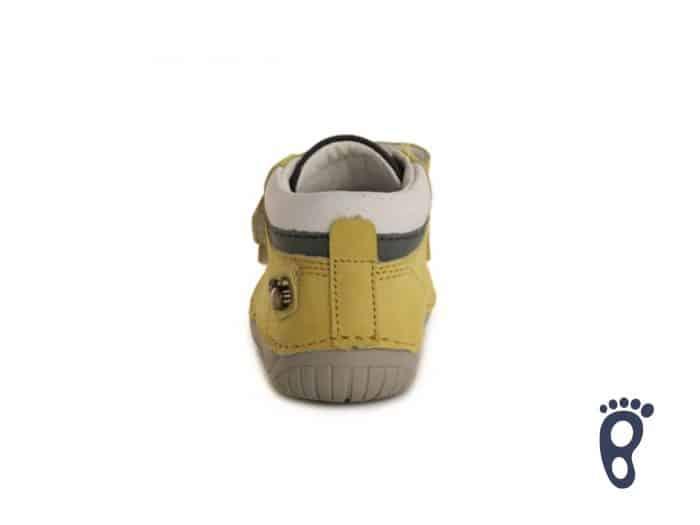 D.D.Step - Prechodné topánky - Yellow 3