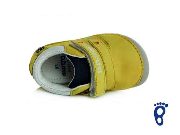 D.D.Step - Prechodné topánky - Yellow 5