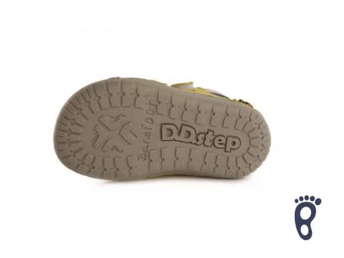 D.D.Step - Prechodné topánky - Yellow 6