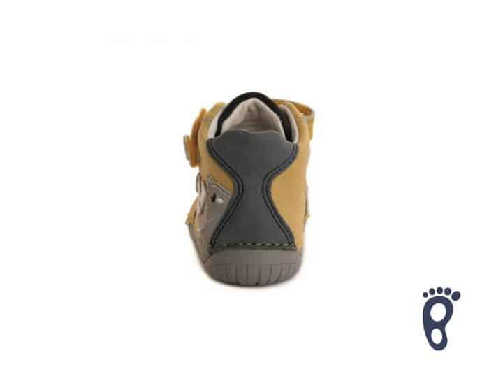 D.D.Step - Prechodné topánky - Yellow Dino 3