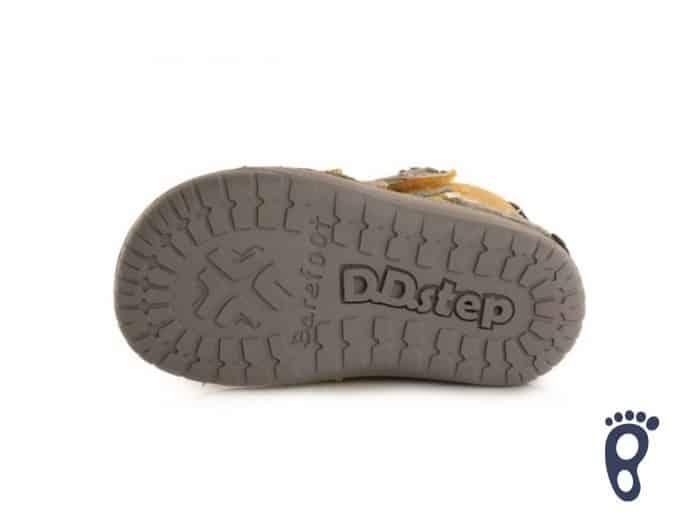 D.D.Step - Prechodné topánky - Yellow Dino 6