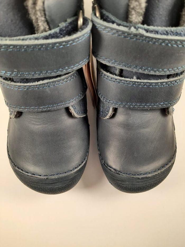 D.D.Step - CHYBNÝ KUS - Zimné topánky - Royal Blue - Fox 2