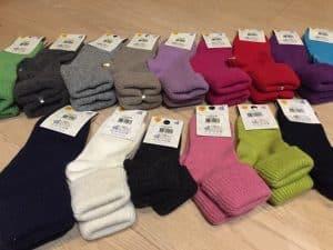 diba jednofarebne ponozky