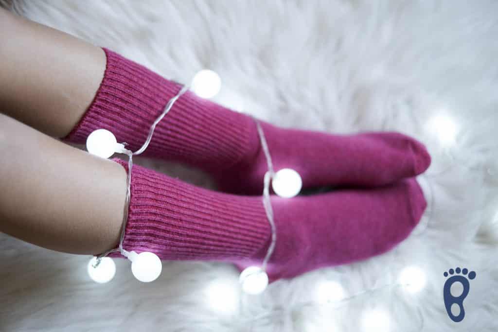 Diba - hrejivé ponožky z teplého Turecka 2
