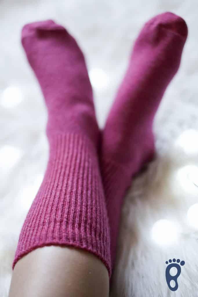 Diba - hrejivé ponožky z teplého Turecka 1