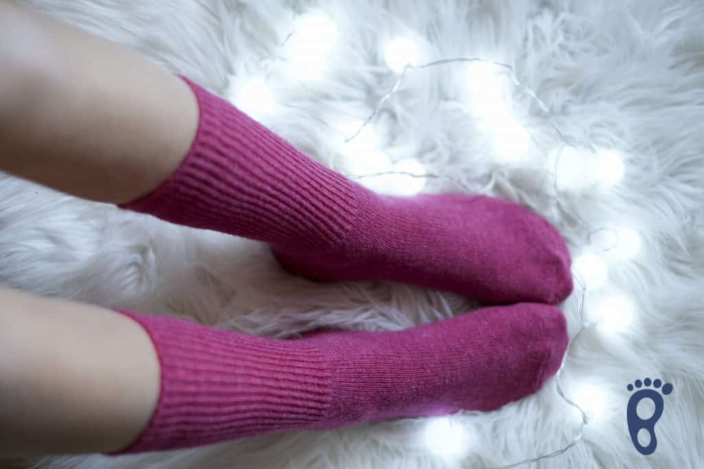 Diba - hrejivé ponožky z teplého Turecka 6
