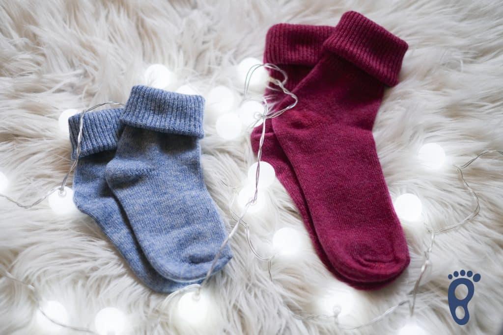 Diba - hrejivé ponožky z teplého Turecka 7