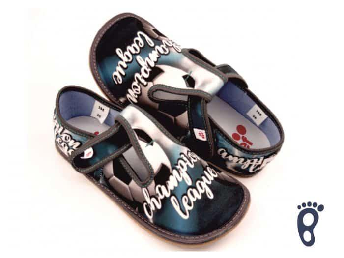 Ef - Chlapčenské papučky - Champion 1