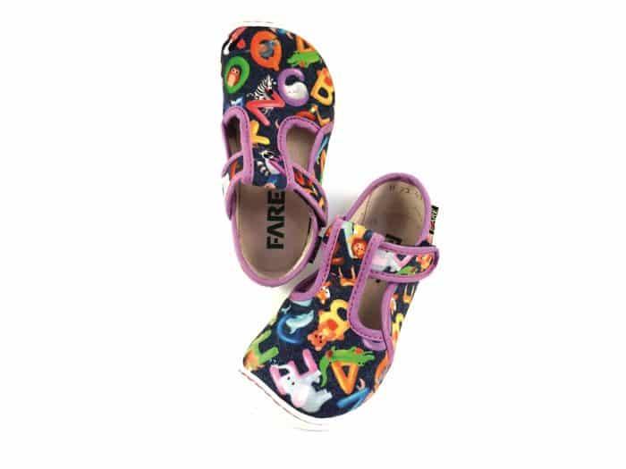 fare bare papuce dievcenske