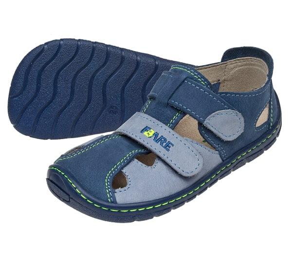 fare bare sandale chlapec