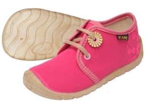 Fare Bare – Tenisky – Prvé krôčky – ružové dbd0225863