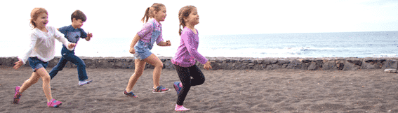 feelmax kids running