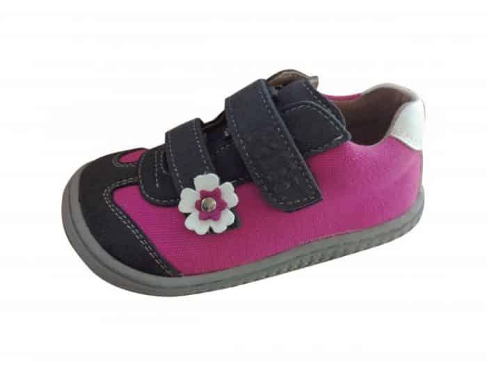 filii leguan velcro velours textile ocean pink w