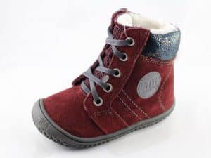 filii everest laces velours tex wool berry