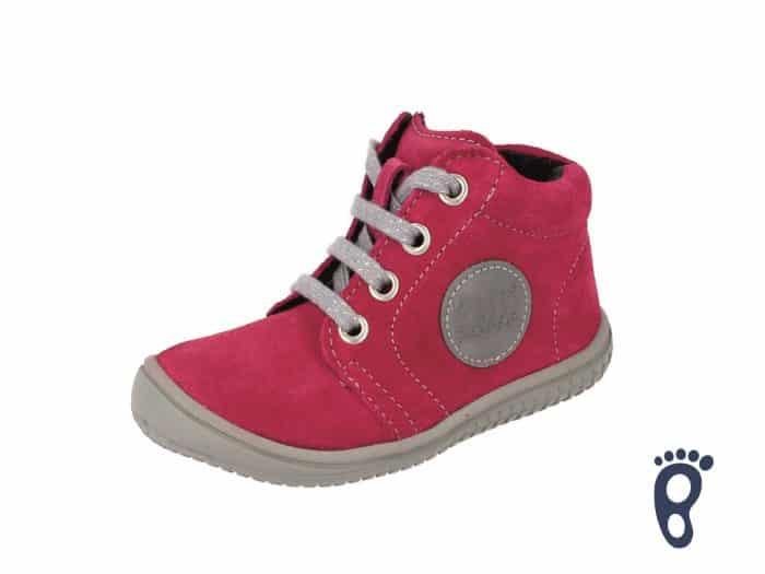 Filii - Gecko Velours Pink Laces - Fleece - M 1