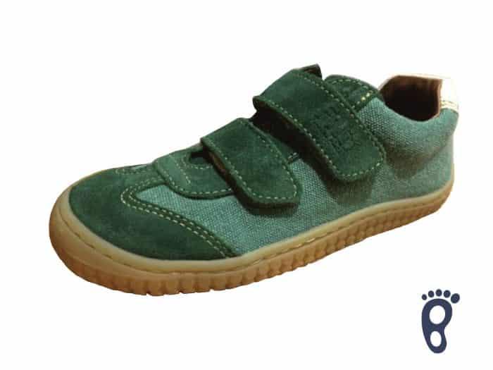 Filii - Green Velours Textil Mix - M 1