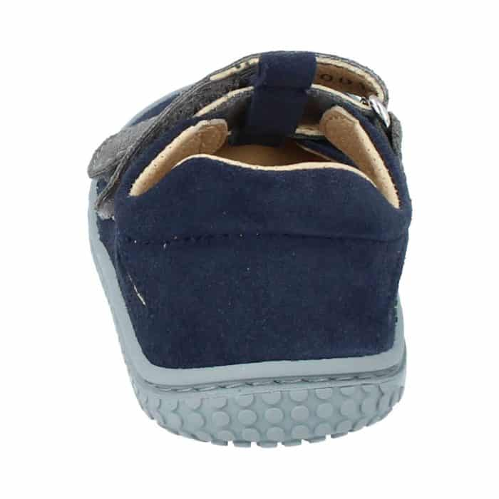 Filii - Kaiman - Velours Leather Ocean Velcro M - New 4