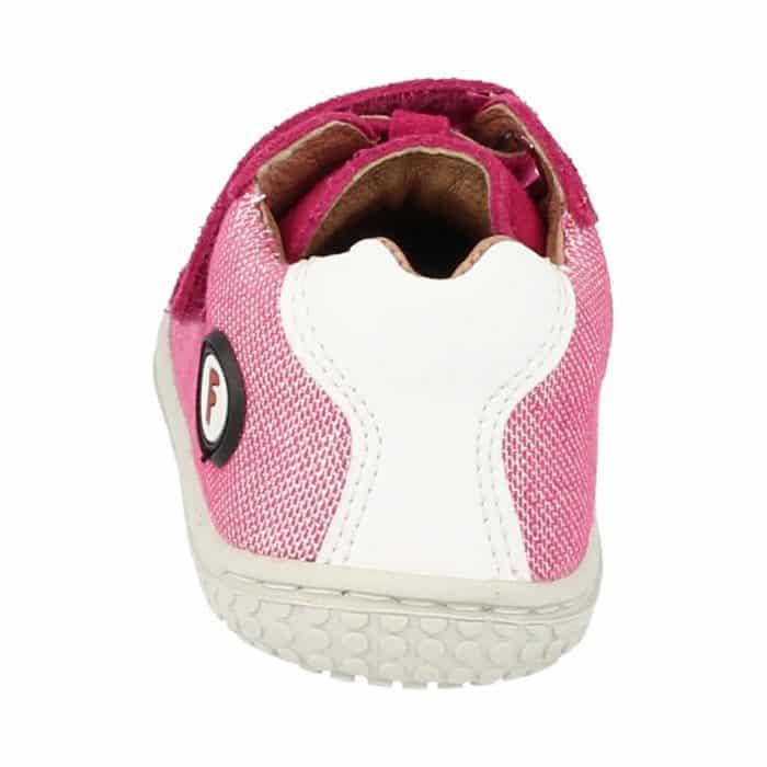 Filii - SALAMANDER velours/textil strap pink - M 3