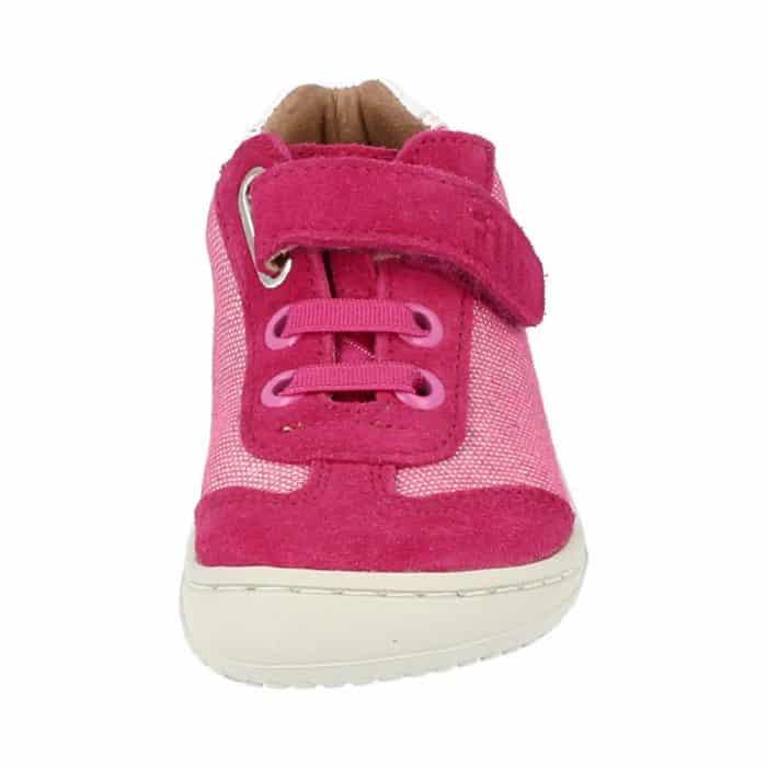 Filii - SALAMANDER velours/textil strap pink - M 5