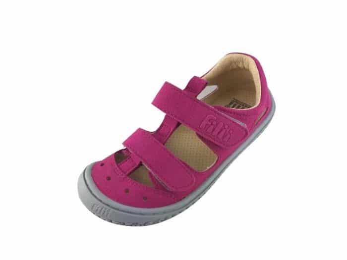 filii sandalky kaiman vegan micro pink m