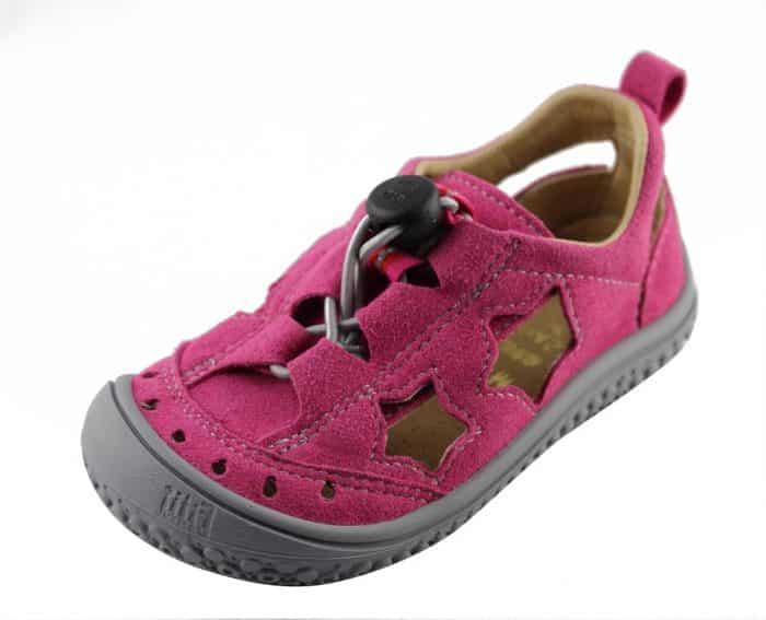 filii sandals pink stars vegan m