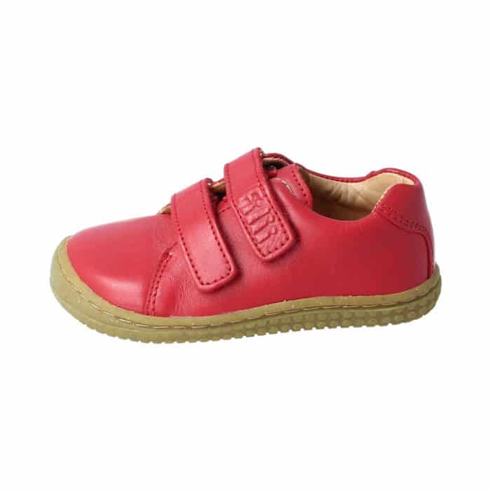 Filii - SOFTWALK VELCRO BIO LEATHER FIRE - M 3