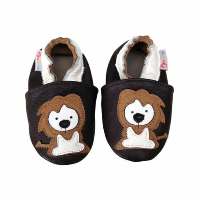 footstep capacky kozene barefoot detske pre deti